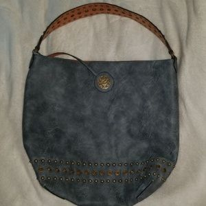 Sydney love reversible tote with small purse